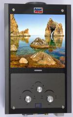 Газовая колонка AquaHeat ВПГУ 18 skala 10L Lcd