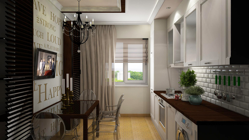 Дизайн кухни 11 кв.м с балконной дверью дизайн кухни - фото,.