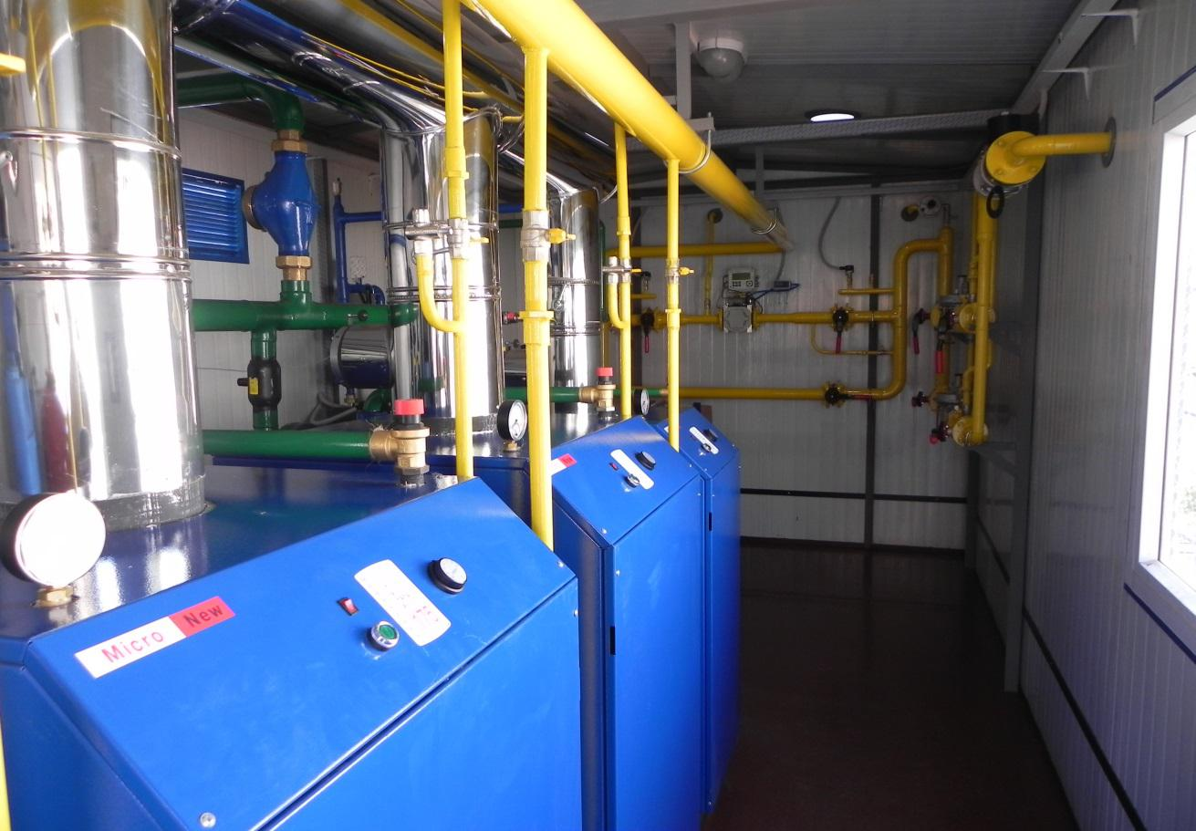блочные газовые котельные в беларуси