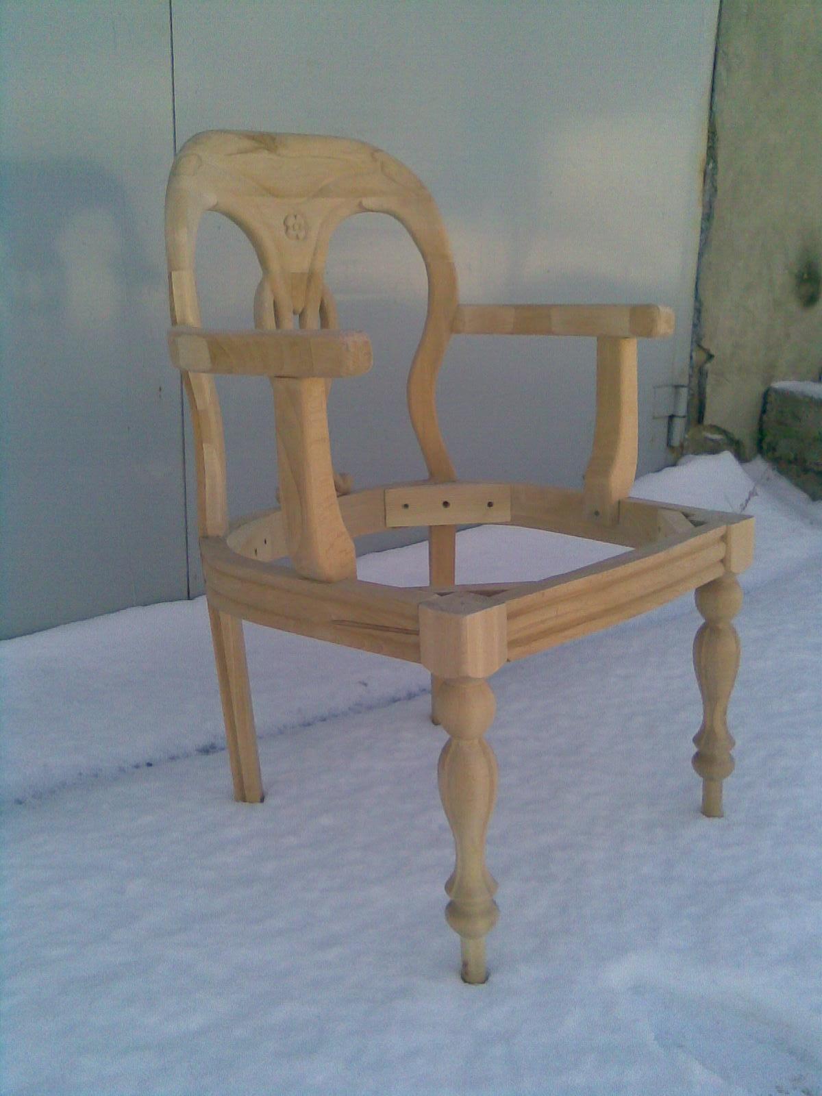 Кресло своими руками на каркасе 48