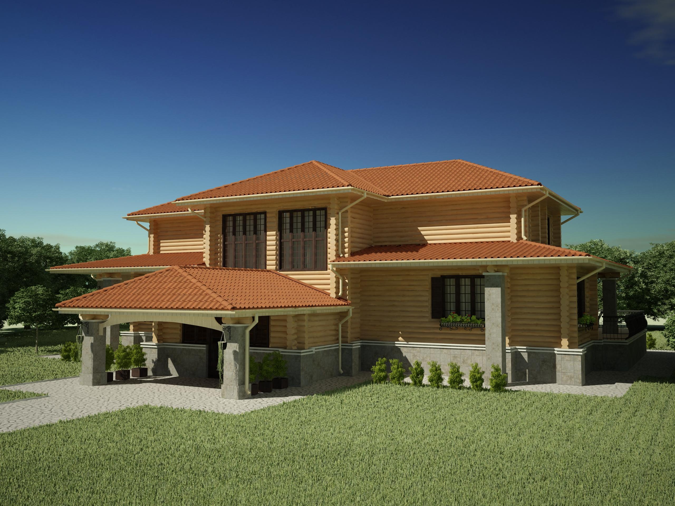 Деревянный дом деревянные дома дома