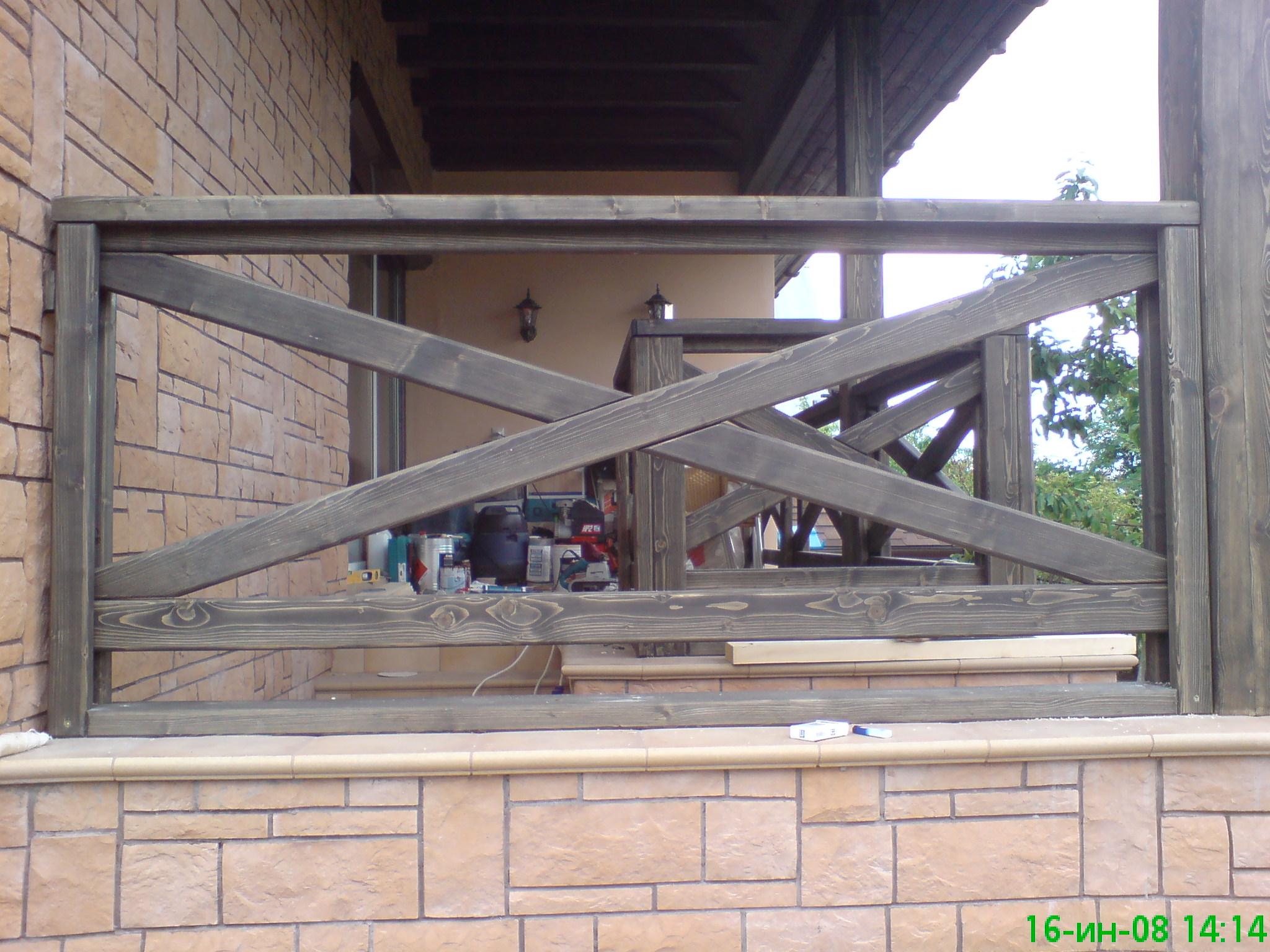Частный дом с верандой фото