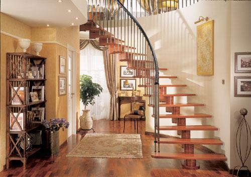 Красивы лестницы своими руками