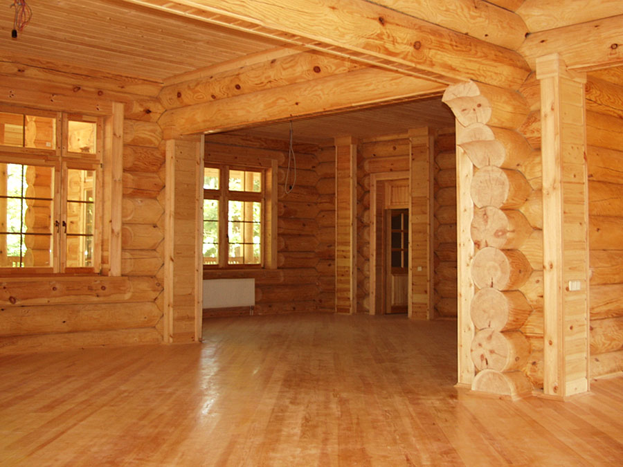 Теплый деревянный пол в доТент для лодБеседка