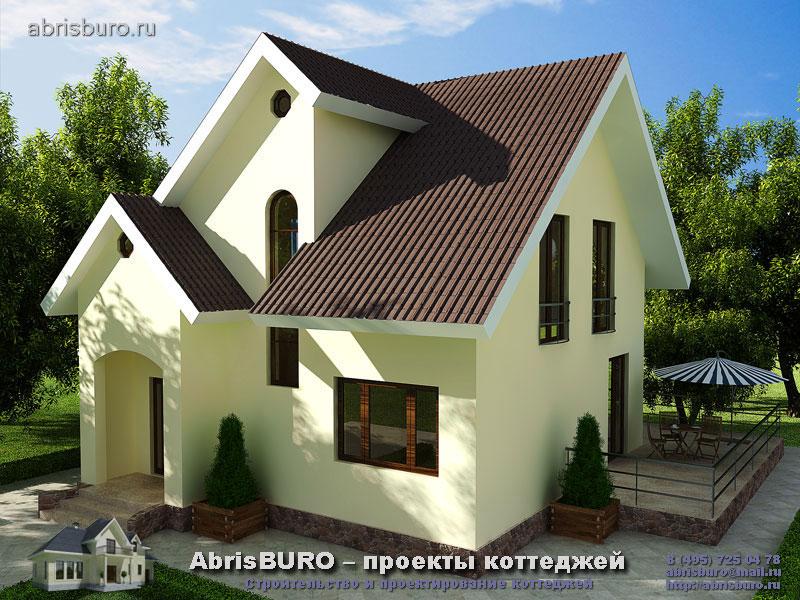 Готовые дизайн проекты интерьеров домов и коттеджей