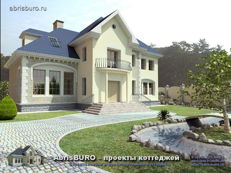 Красивые интерьеры домов и коттеджей