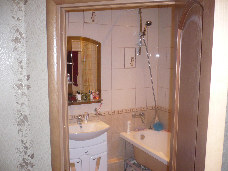 Дизайн ванной комнаты совмещенной с