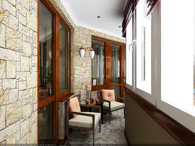 Классика :: балкон, лоджия :: стройтал.ru - строительный пор.
