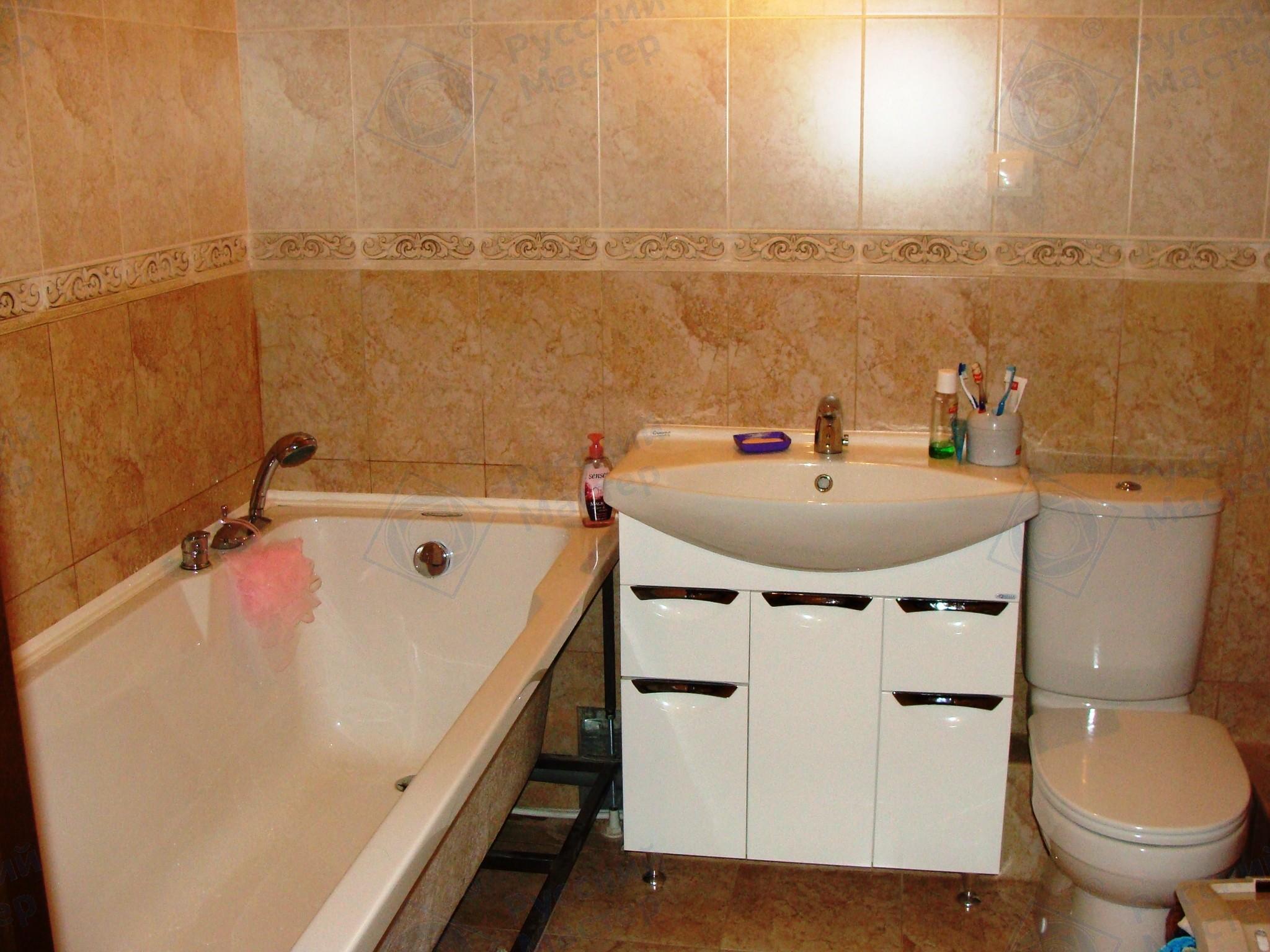 Фото ремонт ванны в нижнекамске 6