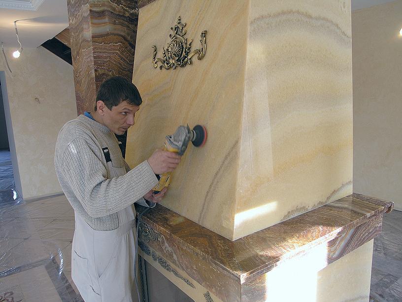 Полировка столешницы из искусственного камня своими руками
