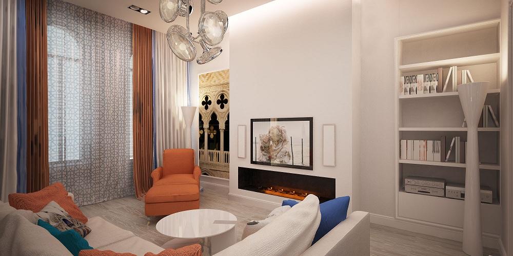 Дизайн квартир венеция