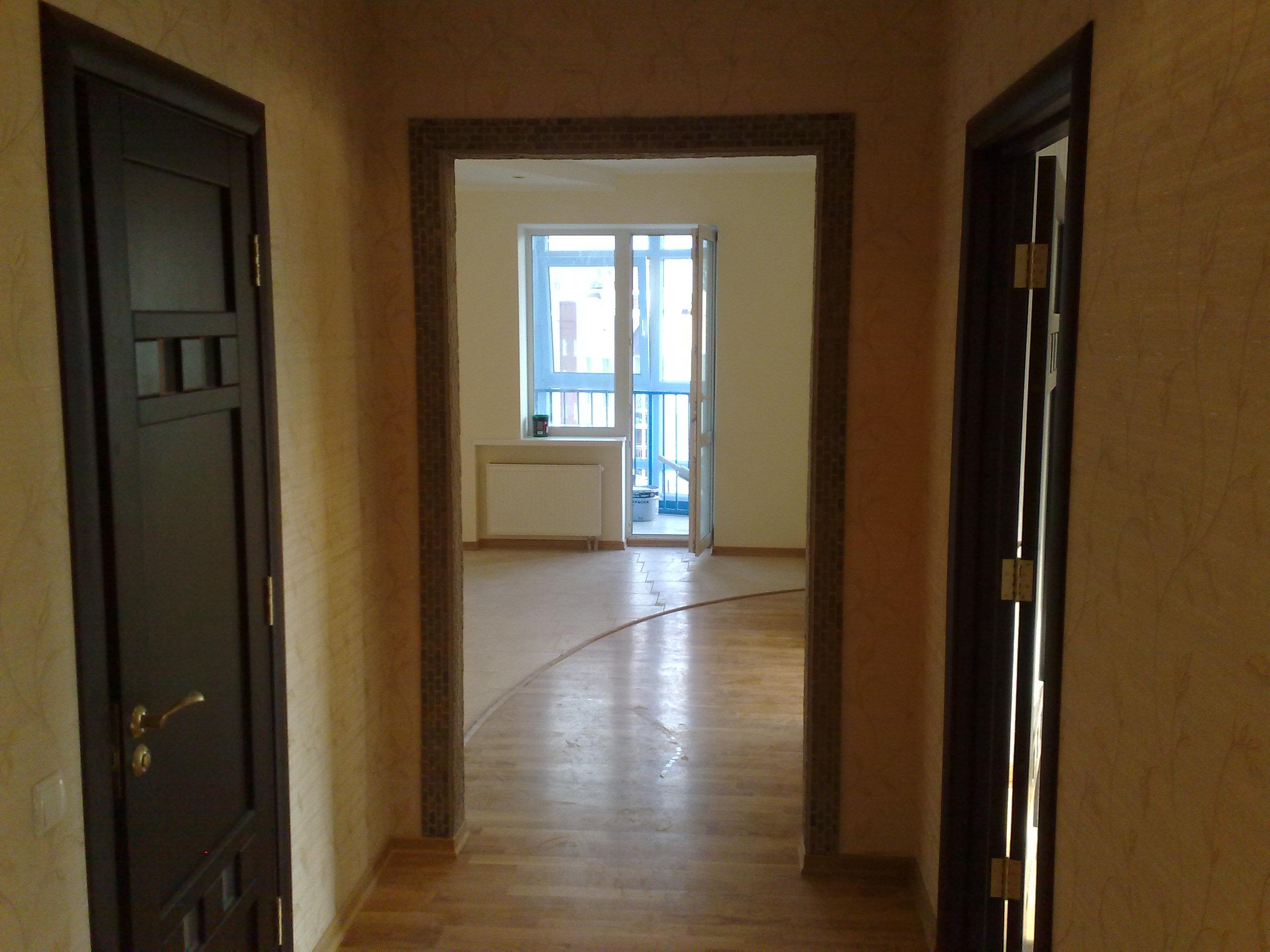 Дизайн квартиры жк акварели