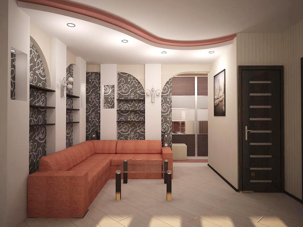 Дизайн квартир фото однокомнатных квартир в хрущевках