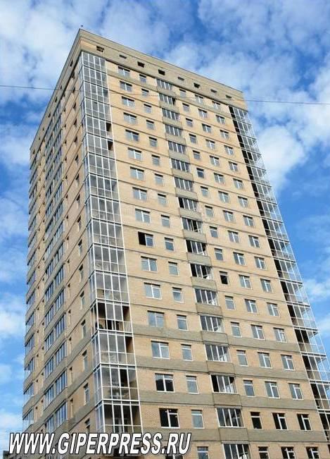 Строительный адрес: г. Москва ул. Петрозаводская д. 15 к. 5. Жилой комплекс