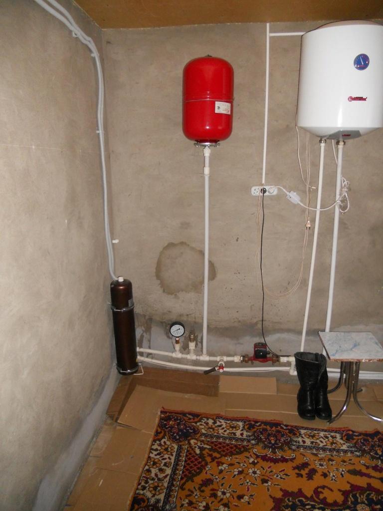 Самоделка отопление